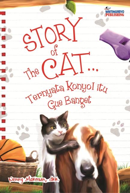 Story of The Cat 03 Story of The Cat Ternyata Konyol itu Gue Banget