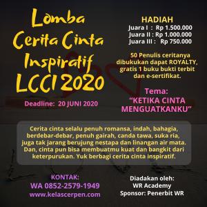 LOMBA CERITA CINTA 2020 300x300 Lomba Cerita Cinta Inspiratif (LCCI) 2020